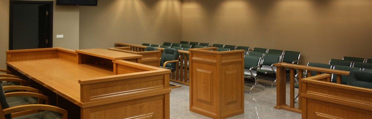 Участие в судебных процессах, консультации, правовые документы.